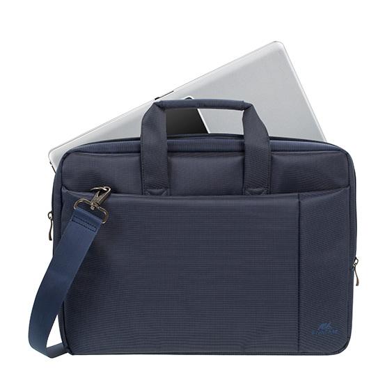 Le sac offre une capacité de stockage maximale.