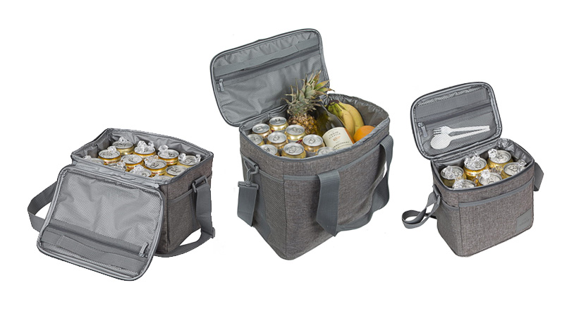 RIVACASE cooler bags – leakproof, dirt-resistant and water repellent!