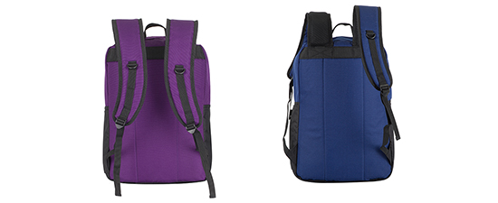 Ultralight and capacious Mestalla laptop backpacks