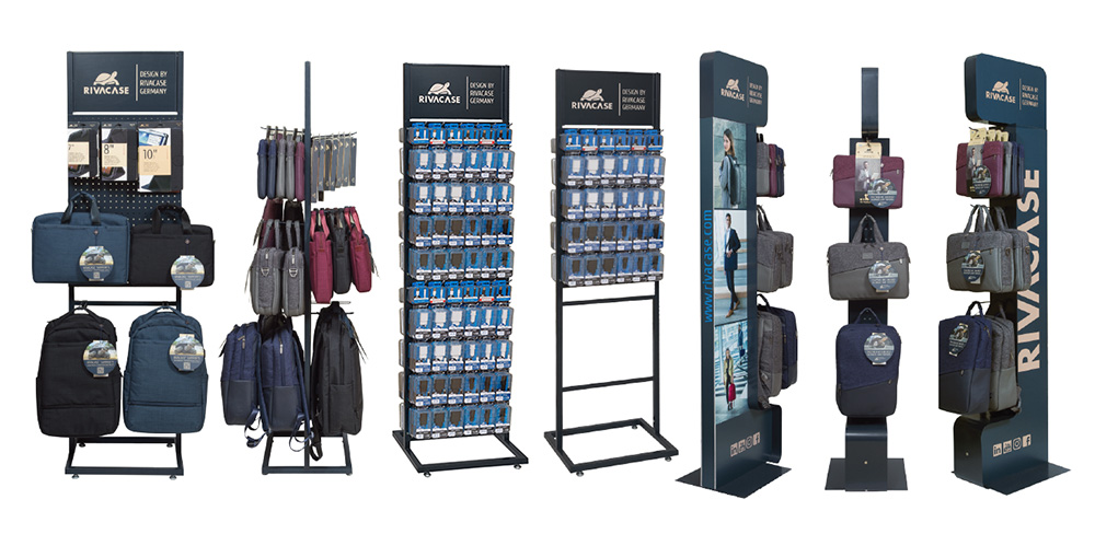 NOTICEABLE PACKAGING & FLOOR DISPLAYS
