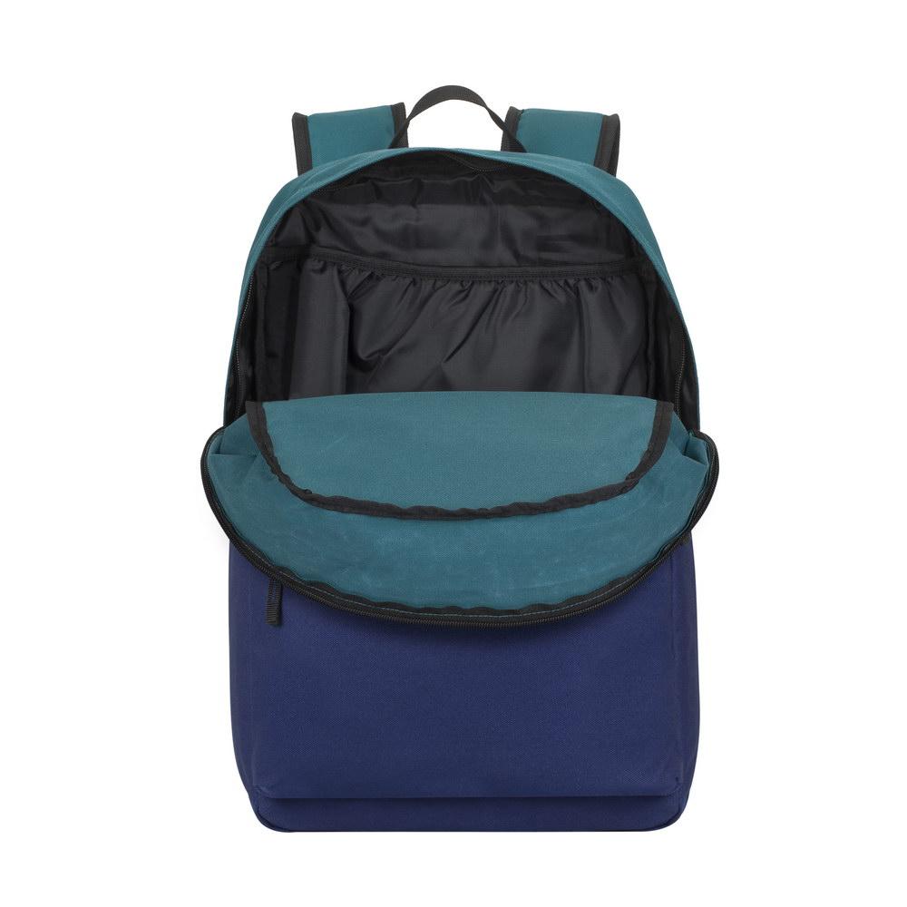 004c36f5cdd9 Mestalla: 5560 aquamarine/cobalt blue 20L Laptop backpack 15.6