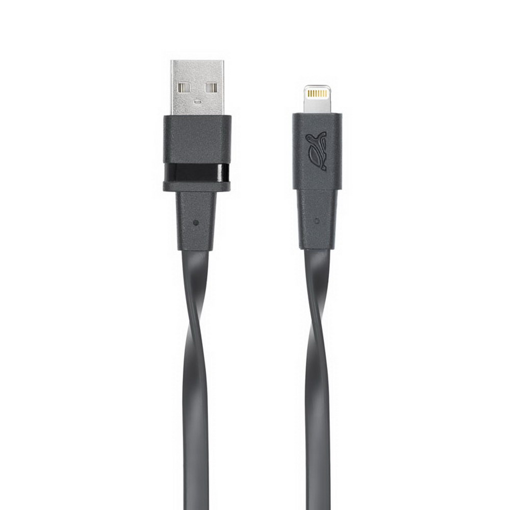 VA6001 BK12 Lightning MFi cable 1.2m black