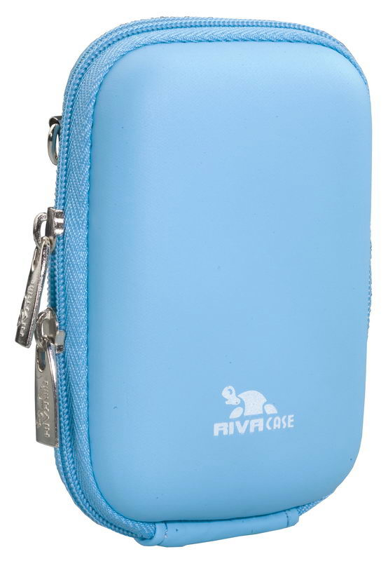 7022 (PU) Digital Case shallow blue