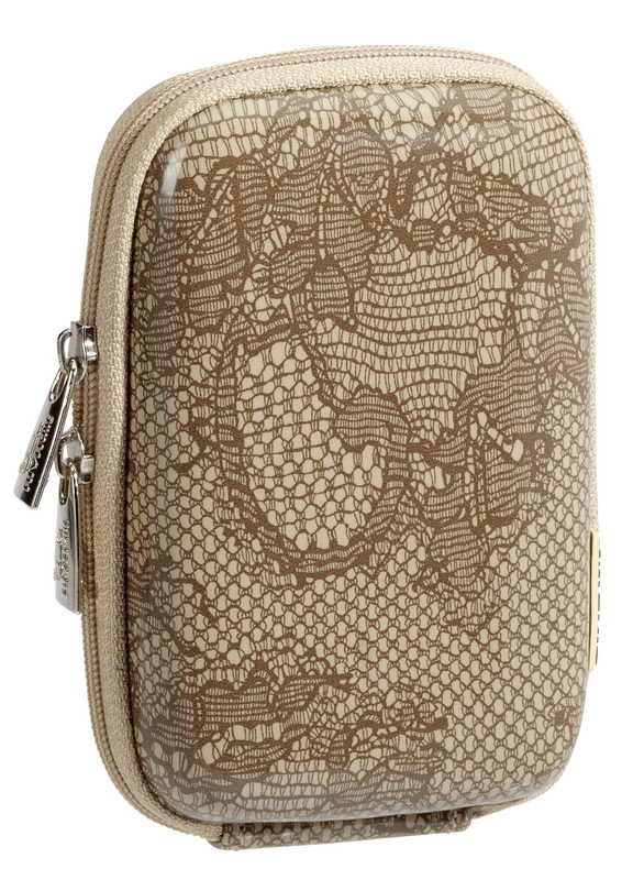 7103 (PU) Digital Case beige (lace)