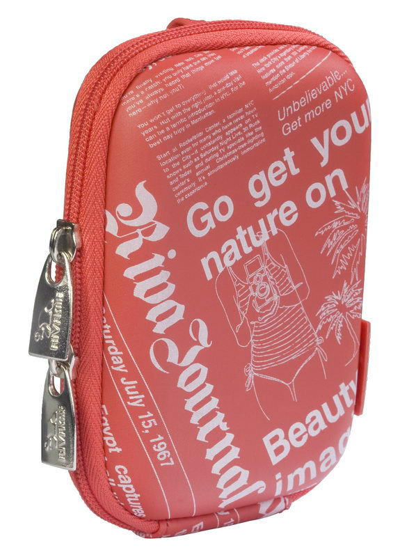 7103 (PU) Digital Case red (newspaper)