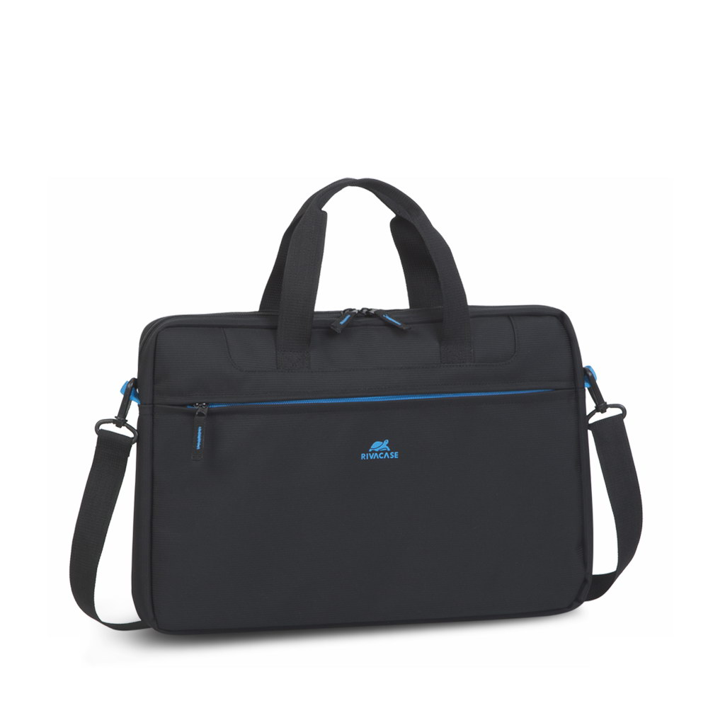 8037 black Laptop bag 15.6