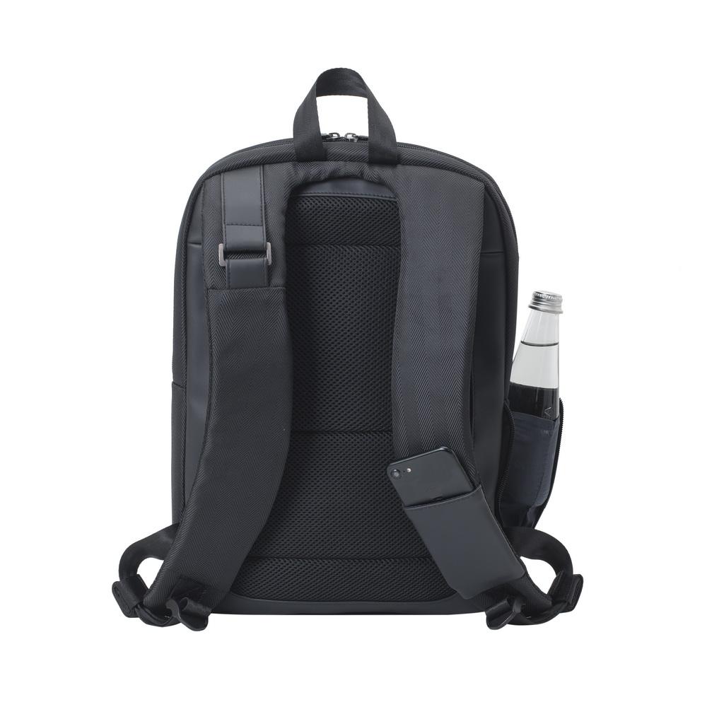 Rivacase 8125black Sac /à Dos pour Ordinateur Portable 14 Noir
