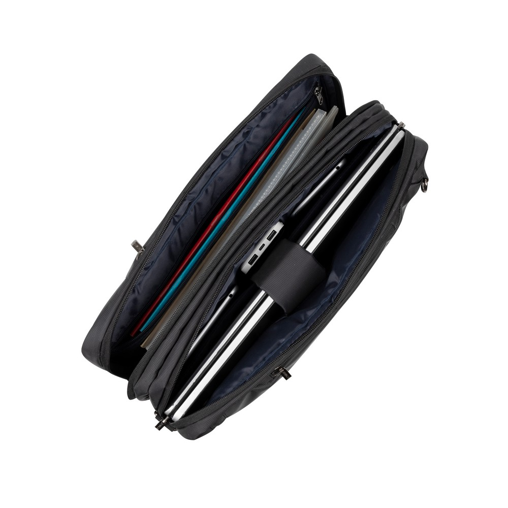 Grey Basics 15.6 Laptop Bag Professional