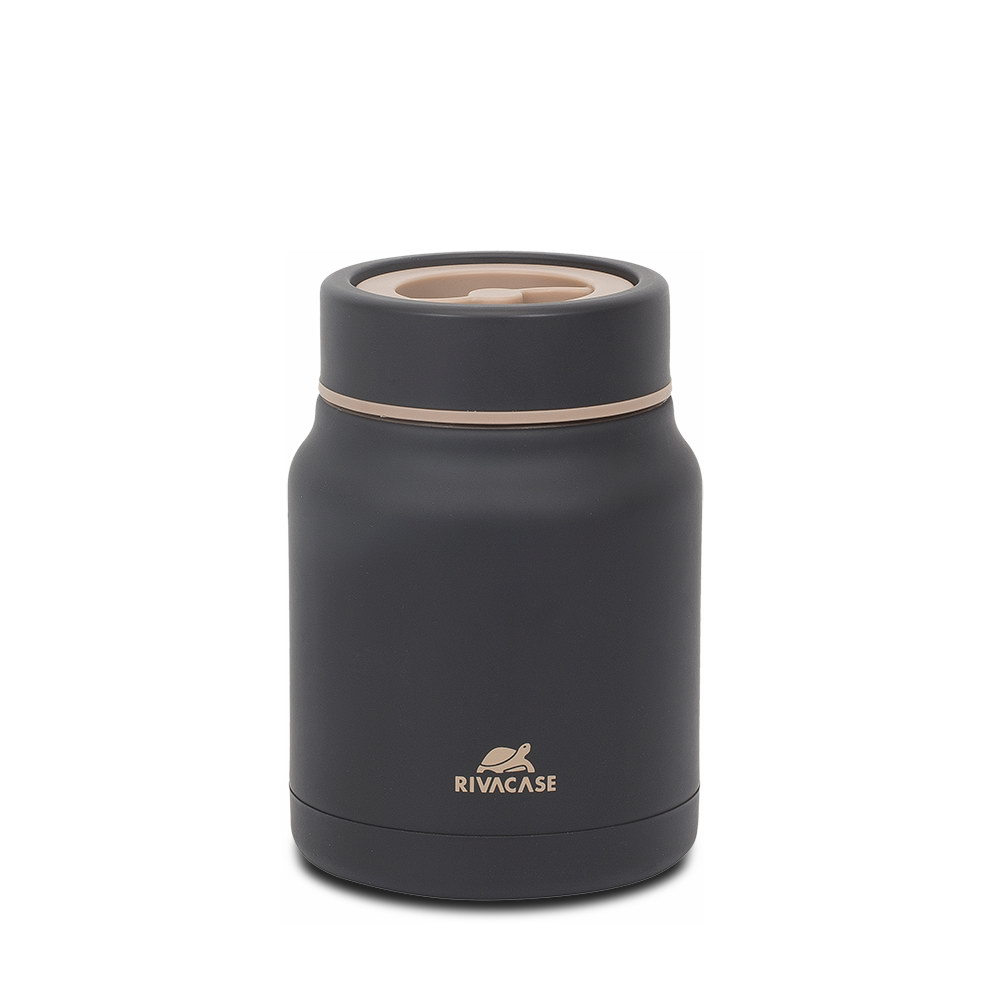90331BK black Food jar 0.5 L