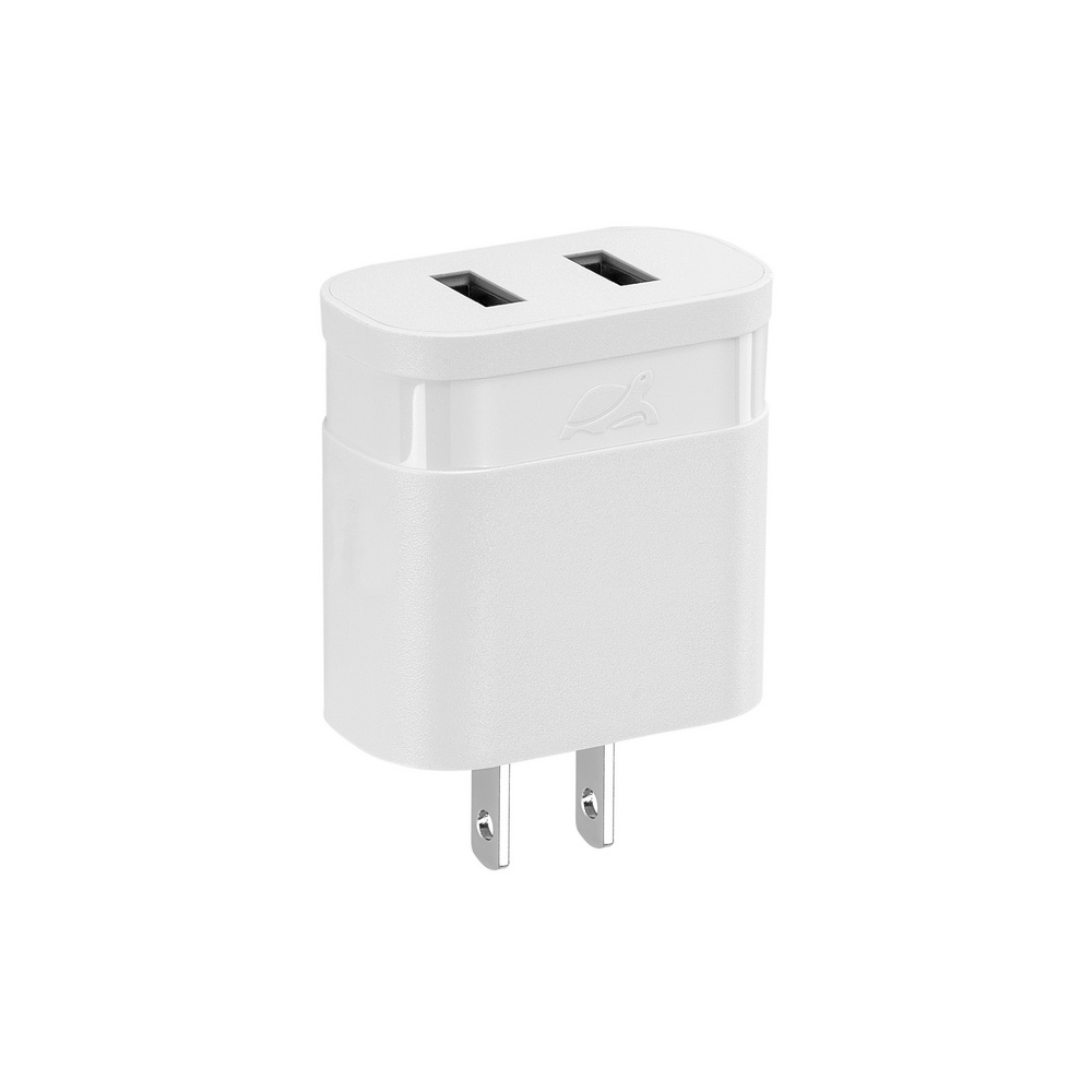VA4323 WD1 US wall charger (2 USB /3.4 A), with Micro USB cable