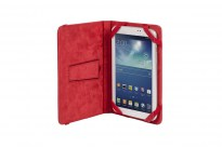 3202 red kick-stand tablet folio 7