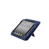 3214 blue kick-stand tablet folio 8