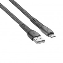 PS6101 GR12 MFi Lightning cable, 1.2m grey