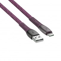 PS6101 RD12 MFi Lightning cable, 1.2m red