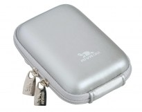7022 (PU) Digital Case silver