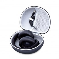 7515 black Universal headphone hardshell case