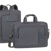 7590 grey laptop transformer bag 16