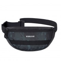 7614 Navy camo Waist bag for mobile devices