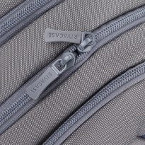 7777 steel blue/grey Laptop backpack 17.3