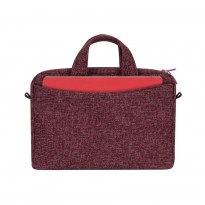 7921 burgundy red Laptop bag 14