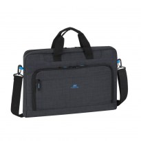BUNDLE 08 / RIVACASE 8058 BLACK LAPTOP BAG 17.3