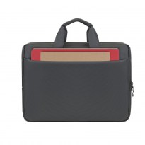 8231 grey Laptop bag 15.6