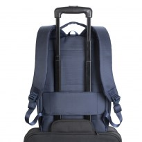 8262 blue Laptop backpack 15.6
