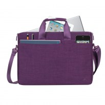 8335 purple Laptop bag 15.6