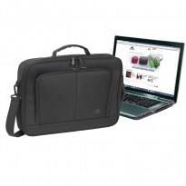 8431 black Laptop Clamshell case 15.6
