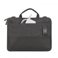 8823 black mélange MacBook Pro and Ultrabook case 13.3