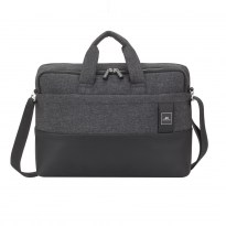 8831 black mélange MacBook Pro 16 and Ultrabook bag 15.6