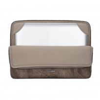 8904 beige Laptop sleeve 14