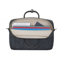 8942 black full size Laptop bag 16