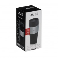90344BK black Travel mug, 0.45l