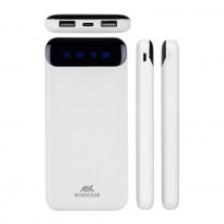 VA2240 (10000mAh) white, LCD portable rechargeable battery