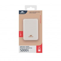 VA2405 (5000mAh) white, portable rechargeable battery RU
