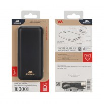 VA2516 (16000mAh) portable rechargeable battery