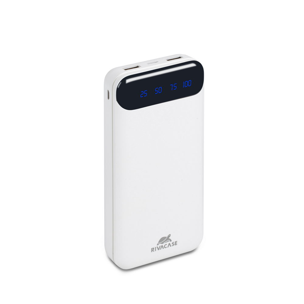 VA2280 (20000mAh)white, LCD, portable rechargeable battery RU