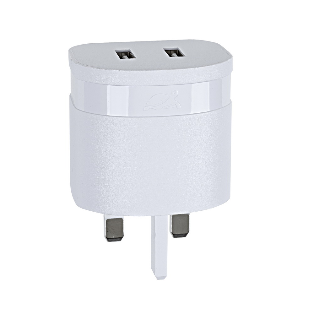 VA4423 W00 wall charger white 3.4A,  2USB